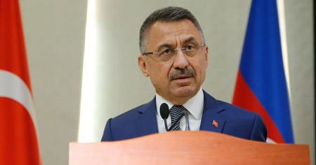 Cumhurbaşkanı Yardımcısı Oktay: Paşinyan'ın açıklamaları müzakerelere katkı sağlamaz