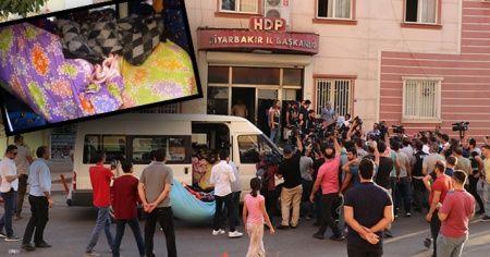 Diyarbakır annelerinden battaniye tepkisi