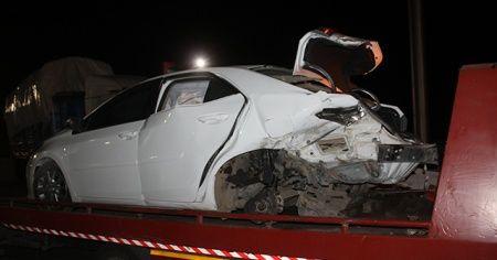 Diyarbakır'da trafik kazası