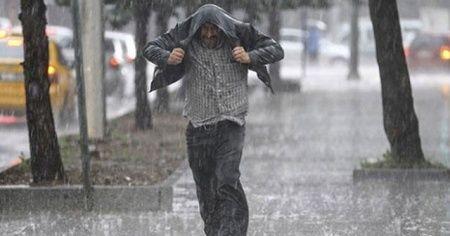 Doğu Anadolu'da 4 ilde gök gürültülü sağanak etkili olacak