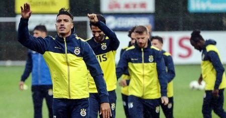 Fenerbahçe, MKE Ankaragücü maçının hazırlıklarını tamamladı