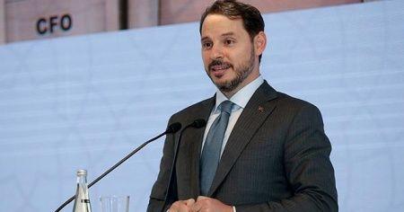 Hazine ve Maliye Bakanı Albayrak'tan faiz indirimi açıklaması