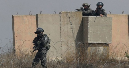 İsrail güçleri Batı Şeria'da 6 Filistinliyi yaraladı