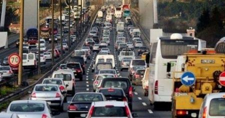 İstanbul'da bazı yollar pazar günü kapalı olacak!
