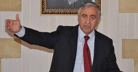KKTC Cumhurbaşkanı, Rum lidere sert tepki gösterdi