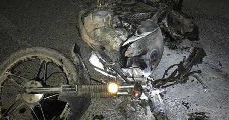 Konya'da otomobil ile motosiklet çarpıştı: 1 ölü, 1 yaralı