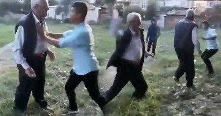 Köpeğe taş atan yaşlı adam serbest bırakıldı