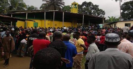 Liberya'da okulda yangın: 25 çocuk öldü