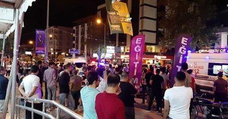 Osmaniye'de bıçaklı kavga