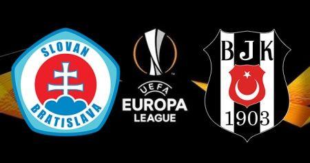 Slovan Bratislava Beşiktaş canlı izle | Slovan Bratislava Beşiktaş  beIN Sports 1 izle | Slovan Bratislava Beşiktaş şifresiz izle