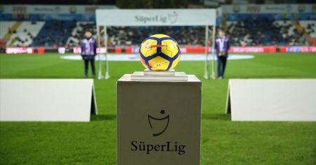 Süper Lig'de görünüm