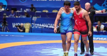 Taha Akgül, Olimpiyat hakkı kazandı