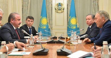 TBMM Başkanı Şentop: Kazakistan'daki FETÖ okullarını Maarif Vakfına devralmaya talibiz