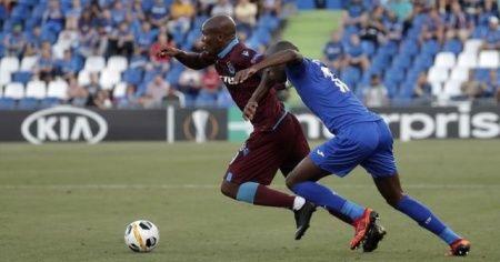 Trabzonspor Avrupa Ligi'ne iyi başlamadı