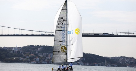 Turkcell Platinum Bosphorus Cup'ta yerli yabancı 80 teknede 800 yelkenci yarışacak