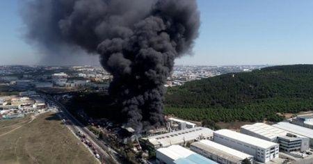 Tuzla'da çıkan feci yangın sonrası uzmandan çarpıcı uyarı! Cuma gününe dikkat