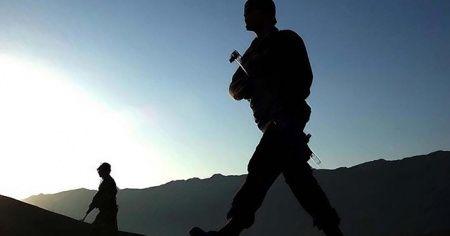 Van'da PKK'ya ait yaşam malzemeleri ele geçirildi
