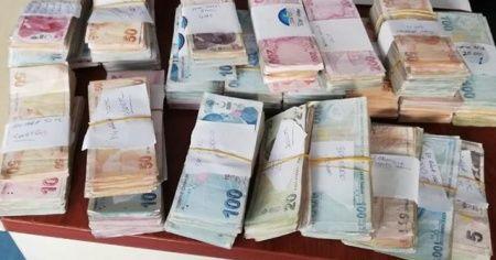 Yasa dışı bahis operasyonunda 500 bin lira ele geçirildi