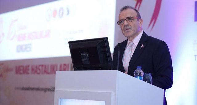 15'inci Ulusal Meme Hastalıkları Kongresi Antalya'da başladı