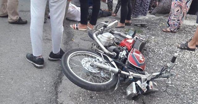 19 yaşındaki genç motosiklet kazasında öldü