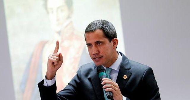 ABD'den Venezuelalı muhalif lider Guaido'ya ilave yardım