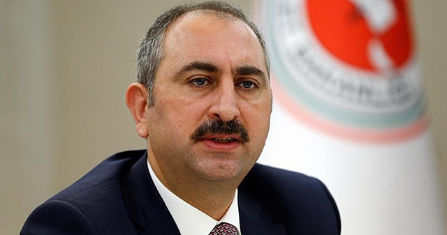 """Adalet Bakanı Gül: """"Diplomatik başarıyı hazmedemiyorlar"""""""