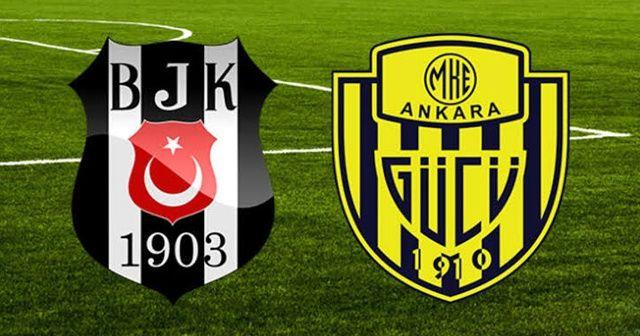 Ankaragücü- Beşiktaş maçı canlı izle! Şifresiz veren kanalar! Ankaragücü Beşiktaş Beinsports 1 | Ankaragücü- Beşiktaş skor kaç kaç?