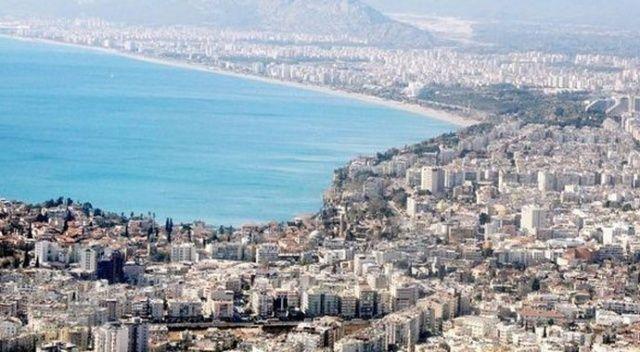 Antalya'da yabancıya konut satış rekoru