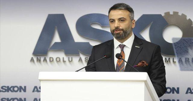 ASKON Genel Başkanı Aydın: Terör unsurları son bulana kadar operasyonun devamından yanayız