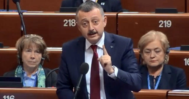 Avrupa Konseyi'nin skandal raporuna ret