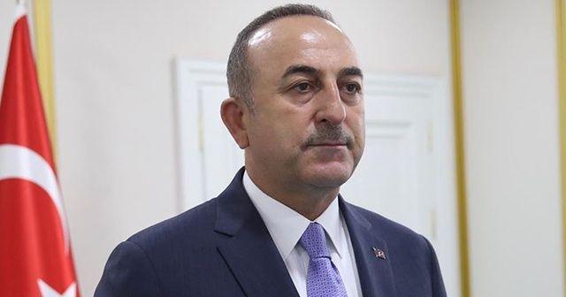 Bakan Çavuşoğlu ile BM Genel Sekreteri Guterres telefonda görüştü
