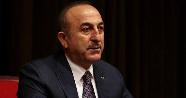 Bakan Çavuşoğlu TBMM'yi bilgilendirecek