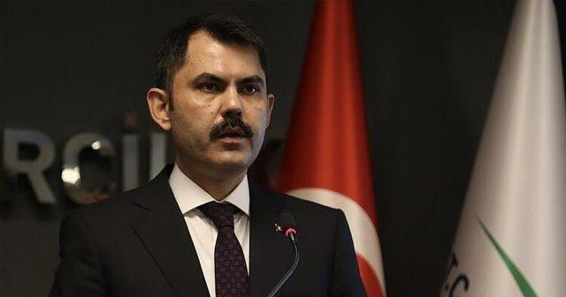 Bakan Kurum: 'Biz güney sınırımızda bir terör koridoru istemiyoruz'
