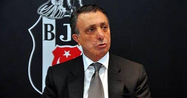 Beşiktaş'ta yeni aday Ahmet Nur Çebi