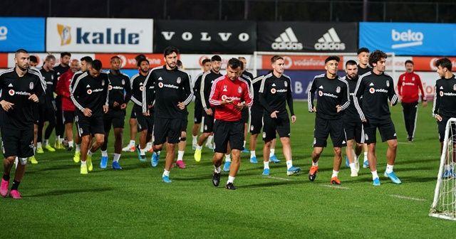Beşiktaş, Wolverhampton hazırlıklarını tamamladı