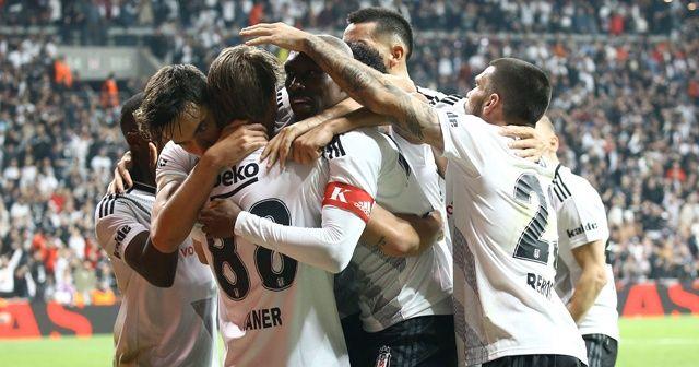 Beşiktaş, yeni evinde Galatasaray'a yenilmiyor