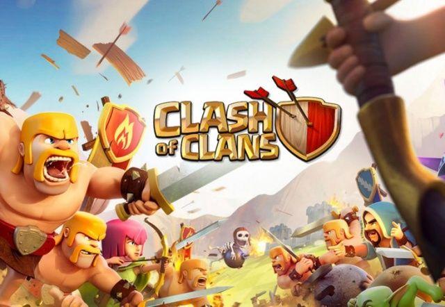 Clash of Clans Oyunu