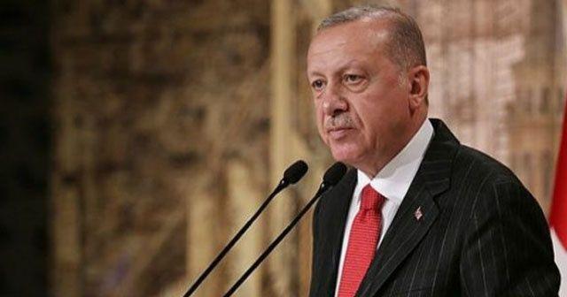 Cumhurbaşkanı Erdoğan: ABD'nin verdiği sözler tam manasıyla yerine getirilmiş değil