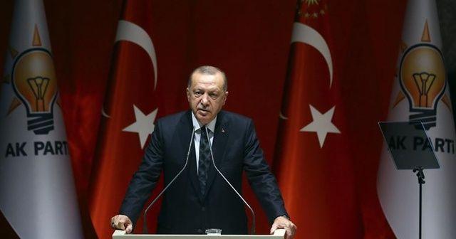 Cumhurbaşkanı Erdoğan: Barış Pınarı Harekatı'nda 109 terörist öldürüldü