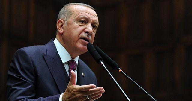 Cumhurbaşkanı Erdoğan'dan ABD ziyareti ile ilgili açıklama!