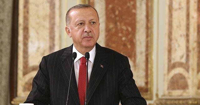 Cumhurbaşkanı Erdoğan'dan Trump'a cevap: terörizmi yendiğimizde daha fazla can kurtulacak