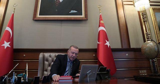 Cumhurbaşkanı Erdoğan harekat emrini böyle verdi