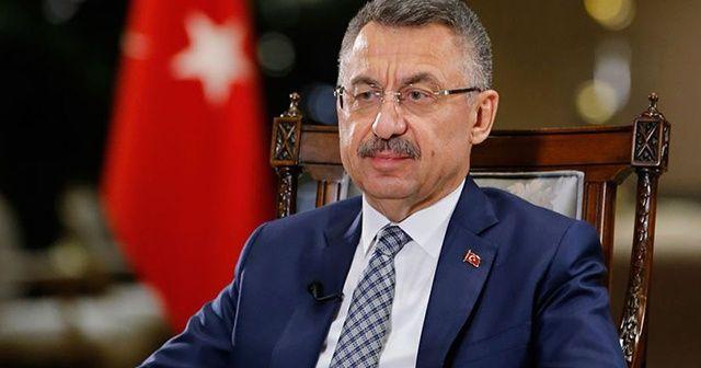 Cumhurbaşkanı Yardımcısı Oktay'dan harekat açıklaması!