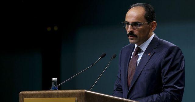 Cumhurbaşkanlığı Sözcüsü Kalın FAZ'a konuştu