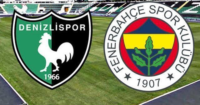 Denizlispor - Fenerbahçe Maçı Şifresiz Canlı İzle! Denizlispor - Fenerbahçe Maçı Link! BeINSPORTS 1 HD canlı izle