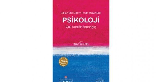 Dünyaca ünlü 'Psikoloji' kitabı Türkçeye çevrildi