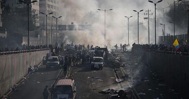 Ekvador'da 11 gün süren protestolarda 6 kişi hayatını kaybetti