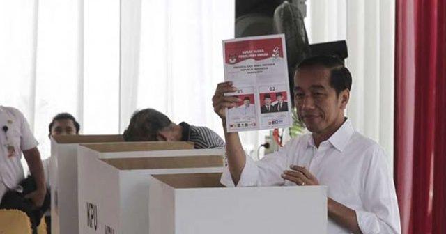 Endonezya'da yeni hükümet kuruldu