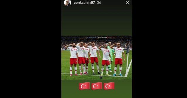 Enver Cenk Şahin'den yeni paylaşım!