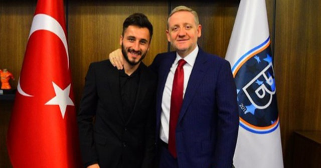 Enver Cenk Şahin'e Medipol Başakşehir sahip çıktı